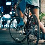 45 minút šliapania na bicykli = 500 spálených kalórií